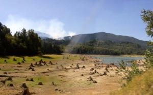 Alder Lake wildfire